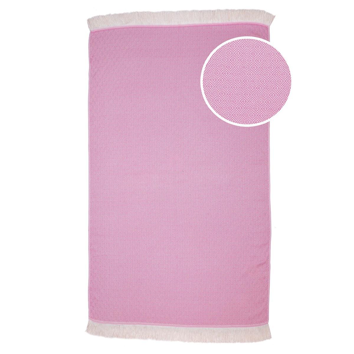 Πετσέτα Θαλάσσης – Παρεό Lorenzo Santaniello Somero Fuchsia