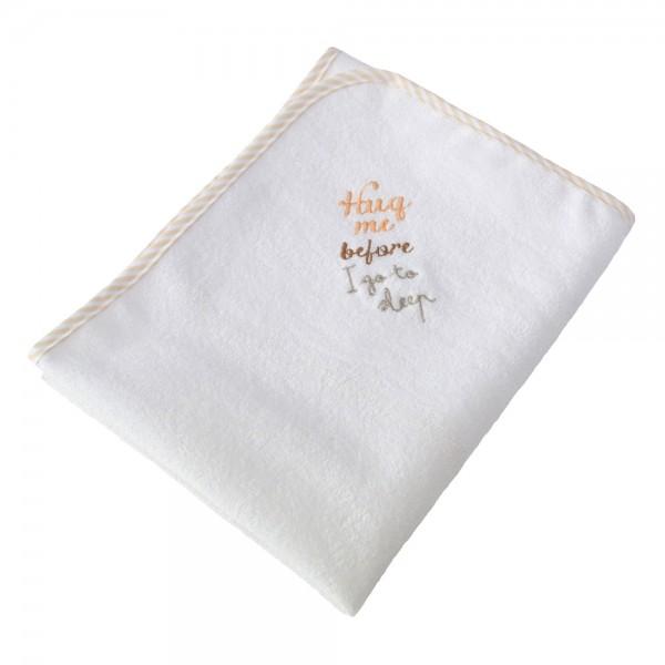 Βρεφικό Σελτεδάκι (40x60) Κόσμος Του Μωρού 0623 Sleep Εκρού