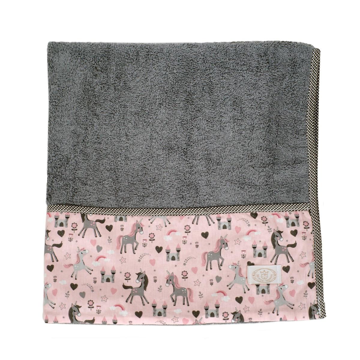 Βρεφική Πετσέτα Ninna Nanna Unicorn