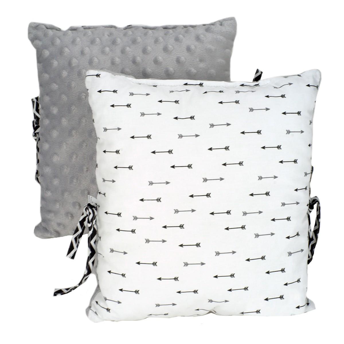 Προστατευτικό Μαξιλάρι Κούνιας Ninna Nanna Indian Racoon Βελάκια home   βρεφικά   διακοσμητικά μαξιλάρια