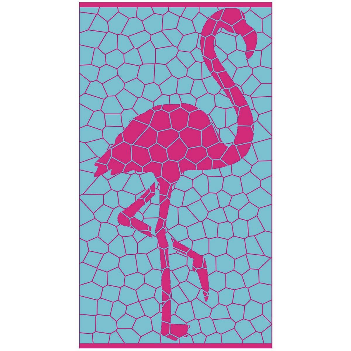 Πετσέτα Θαλάσσης Palamaiki Flamingo home   θαλάσσης   πετσέτες θαλάσσης ενηλίκων