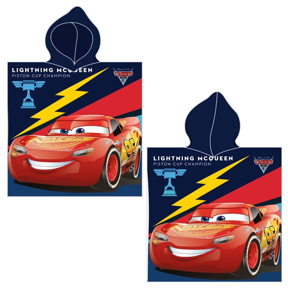 Παιδικό Πόντσο Cars CARS317-1003