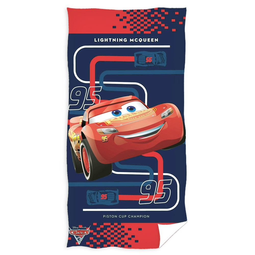 Παιδική Πετσέτα Θαλάσσης Cars CARS317-1006 home   θαλάσσης   πετσέτες θαλάσσης παιδικές