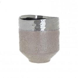 Διακοσμητικό Βάζο InArt Glitter Round Small 3-70-782-0049