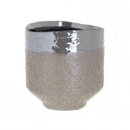 Διακοσμητικό Βάζο InArt Glitter Round Medium 3-70-782-0050