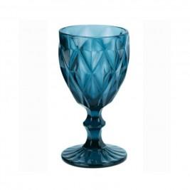 Ποτήρι Κρασιού Κολωνάτο Marva Romvos Blue 765009