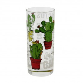 Ποτήρι Νερού Marva Cactus Μ66750