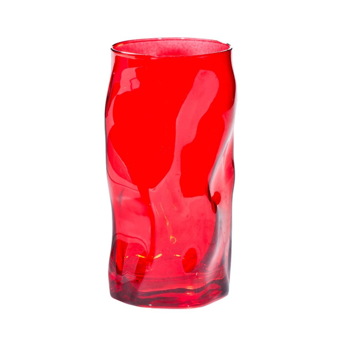 Ποτήρι Νερού Marva Sorgente Red 340360589