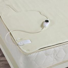 Κουβέρτα Ηλεκτρική Μονή Fleece Nef-Nef Digital Display