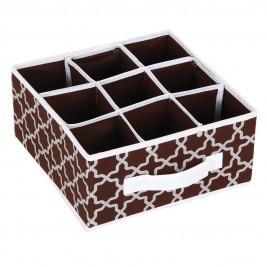 Κουτί Τακτοποίησης 9 Θέσεων εstia 03-4903 Brown