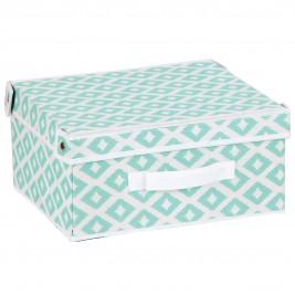 Κουτί Τακτοποίησης (41x35x25) εstia 03-2077 Turquoise