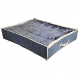 Θήκη Φύλαξης Παπουτσιών (76x60x15) εstia 03-4972 Grey