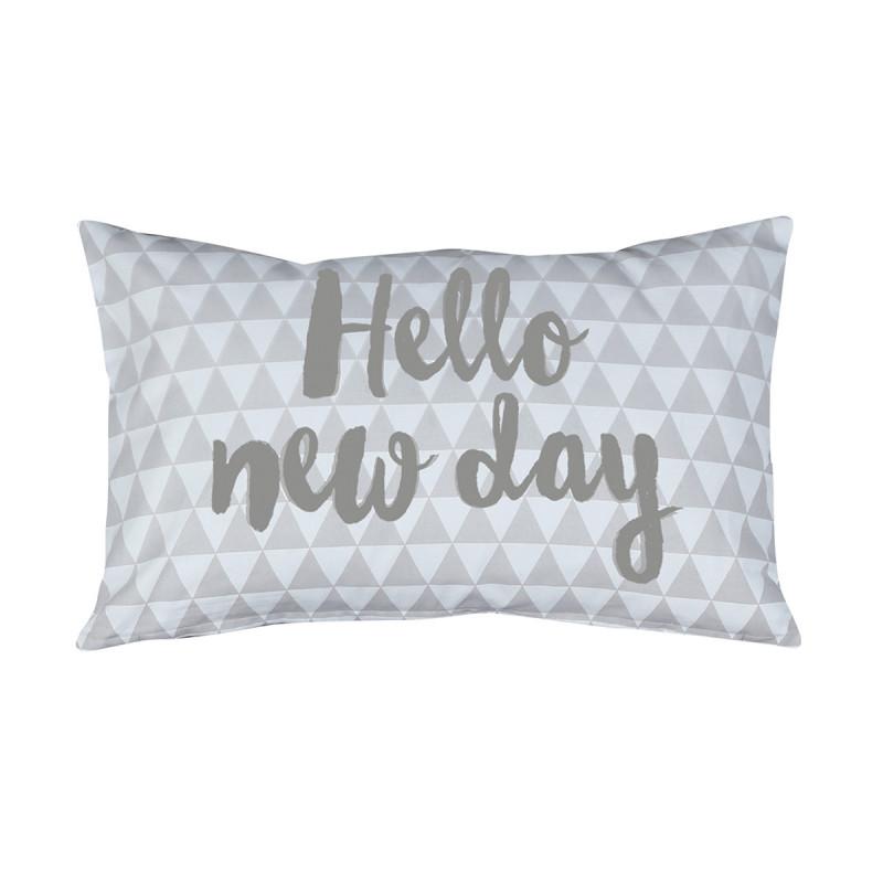 Διακοσμητικό Μαξιλάρι (33x55) Nef-Nef Mood Grey