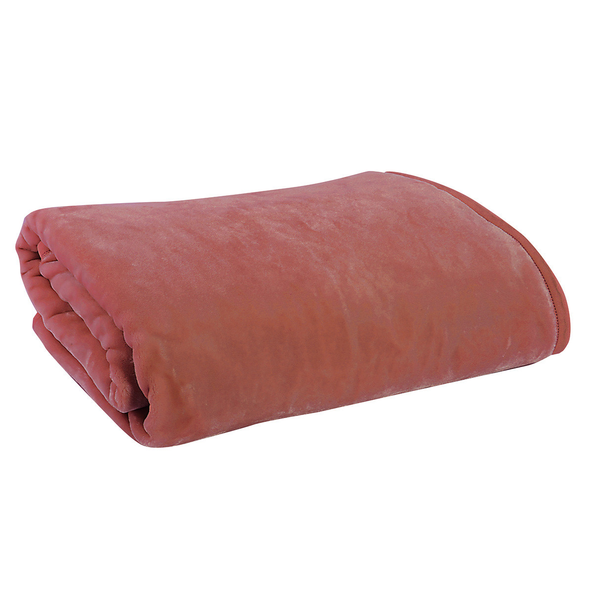Κουβέρτα Βελουτέ Υπέρδιπλη Nef-Nef Loft 1111 Terracota home   κρεβατοκάμαρα   κουβέρτες   κουβέρτες βελουτέ υπέρδιπλες