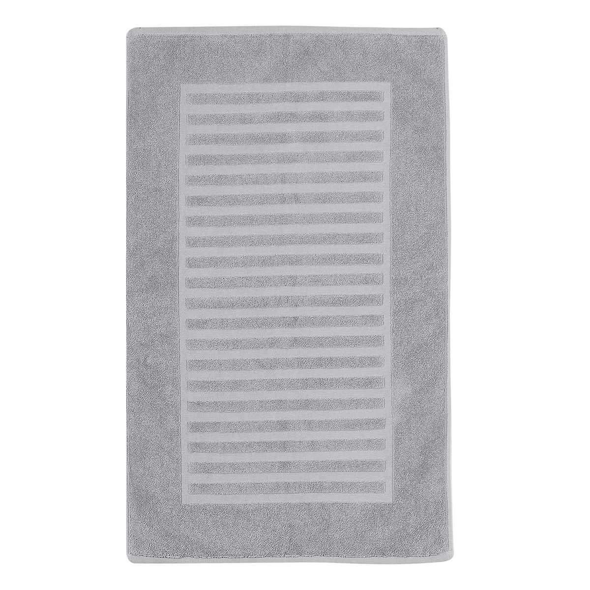 Πετσετέ Πατάκι Μπάνιου (50×80) Nef-Nef Venus Terry Grey