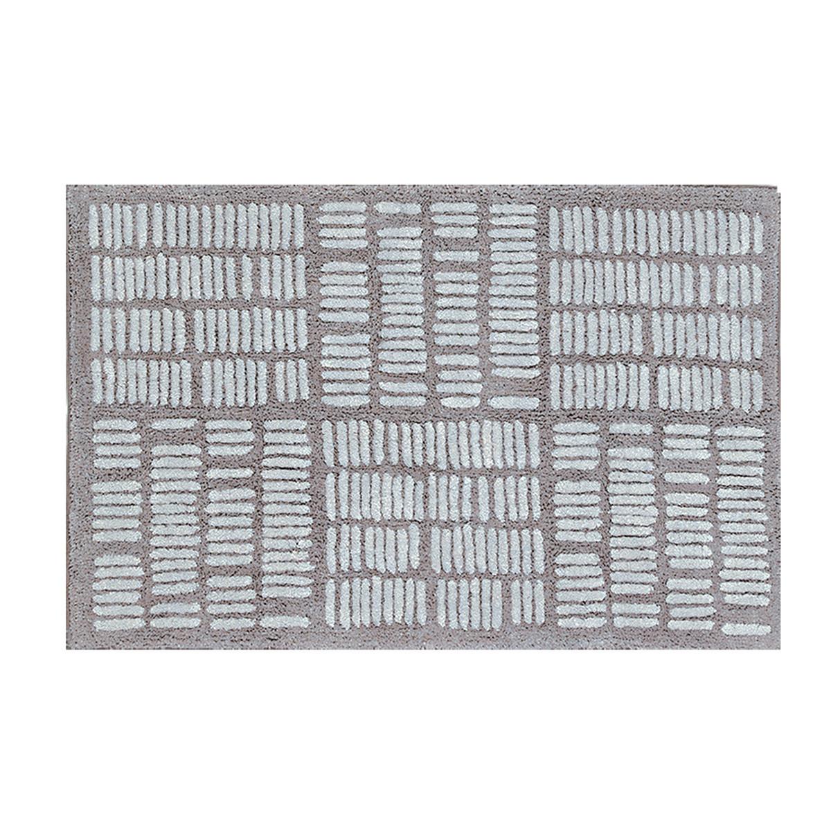 Πατάκι Μπάνιου (60×90) Nef-Nef Bath Lak Grey