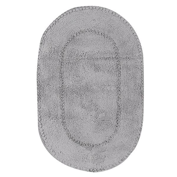 Πατάκι Μπάνιου (55x85) Nef-Nef New Crochet Grey