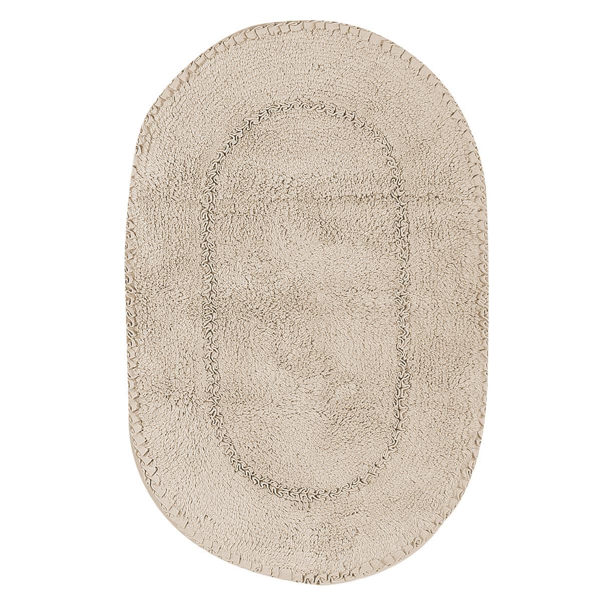 Πατάκι Μπάνιου (55×85) Nef-Nef New Crochet Beige