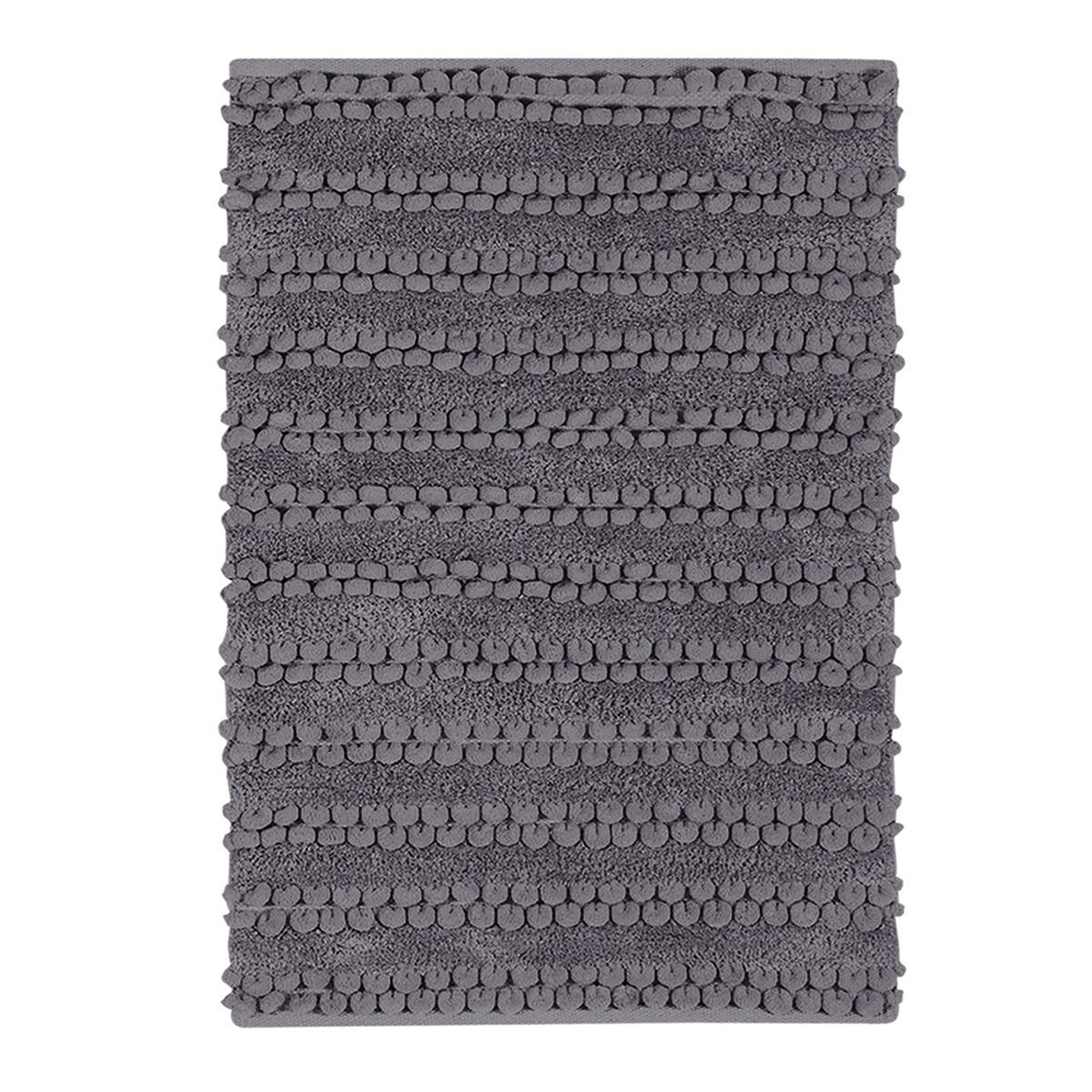 Πατάκι Μπάνιου (60×90) Nef-Nef Supreme Grey