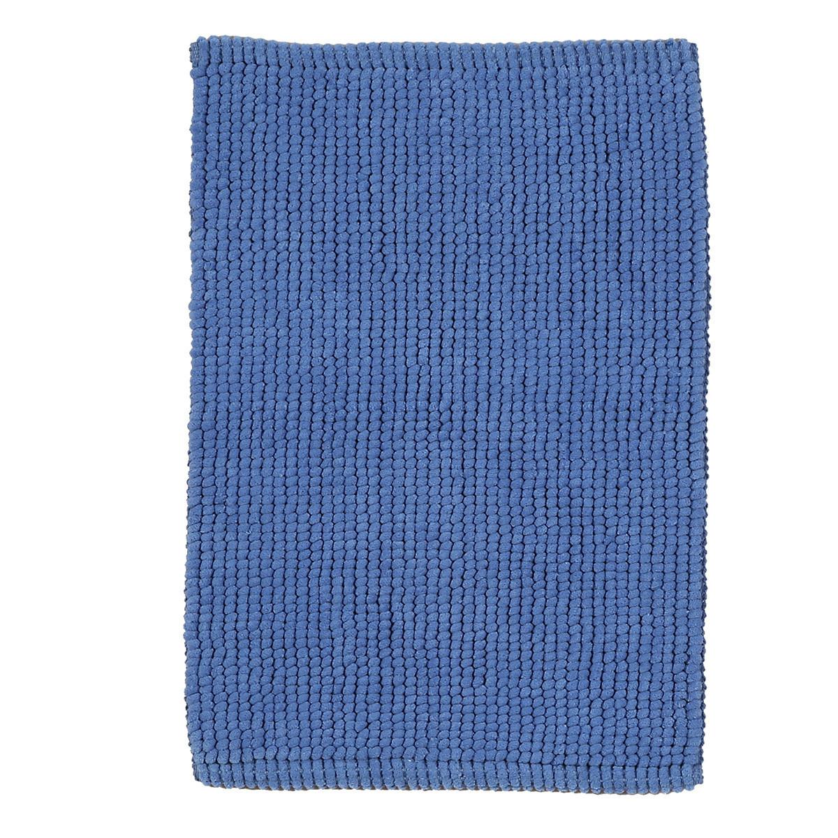 Πατάκι Μπάνιου (40×60) Nef-Nef Status Blue