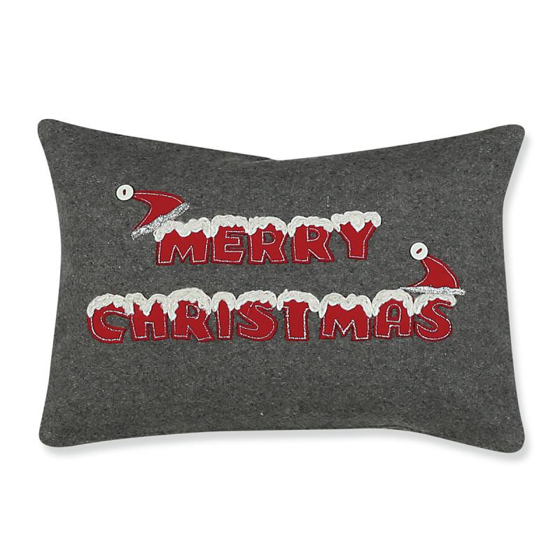 Χριστουγεννιάτικο Μαξιλάρι (30x45) Nef-Nef Merry Christmas
