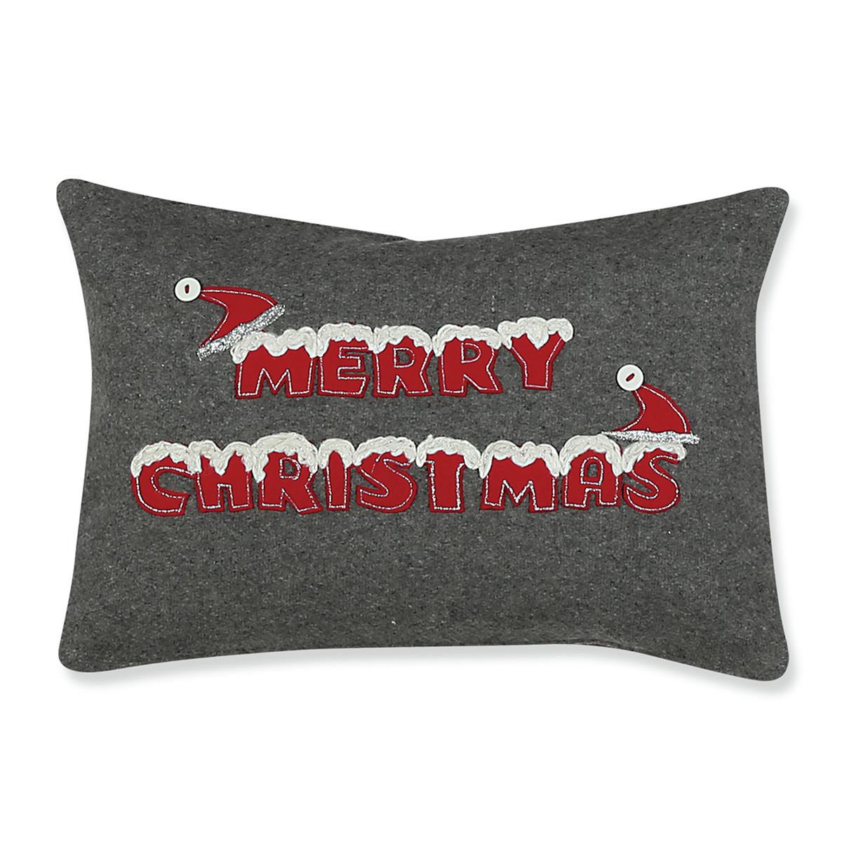 Χριστουγεννιάτικο Μαξιλάρι (30×45) Nef-Nef Merry Christmas