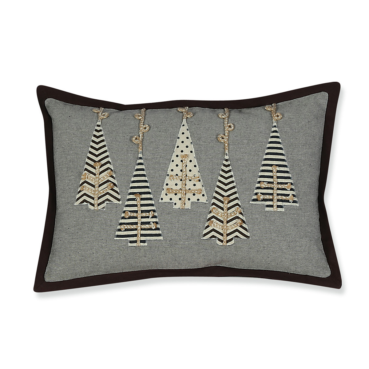 Χριστουγεννιάτικο Μαξιλάρι Nef-Nef Jewellery Trees