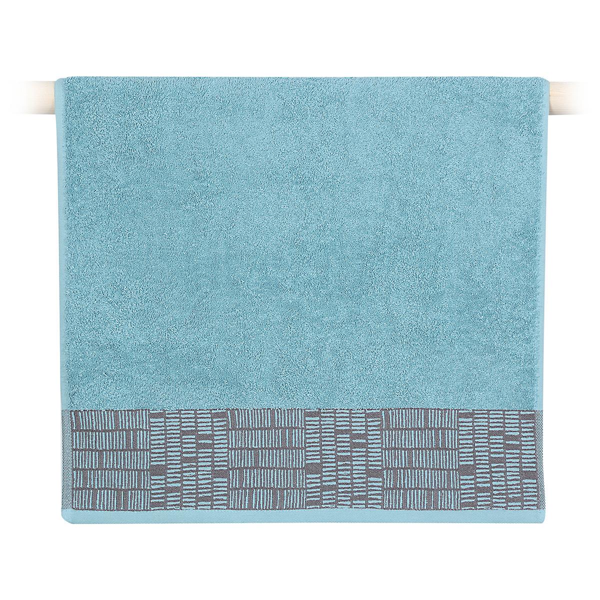 Πετσέτα Προσώπου (50x90) Nef-Nef Lak Petrol home   μπάνιο   πετσέτες μπάνιου