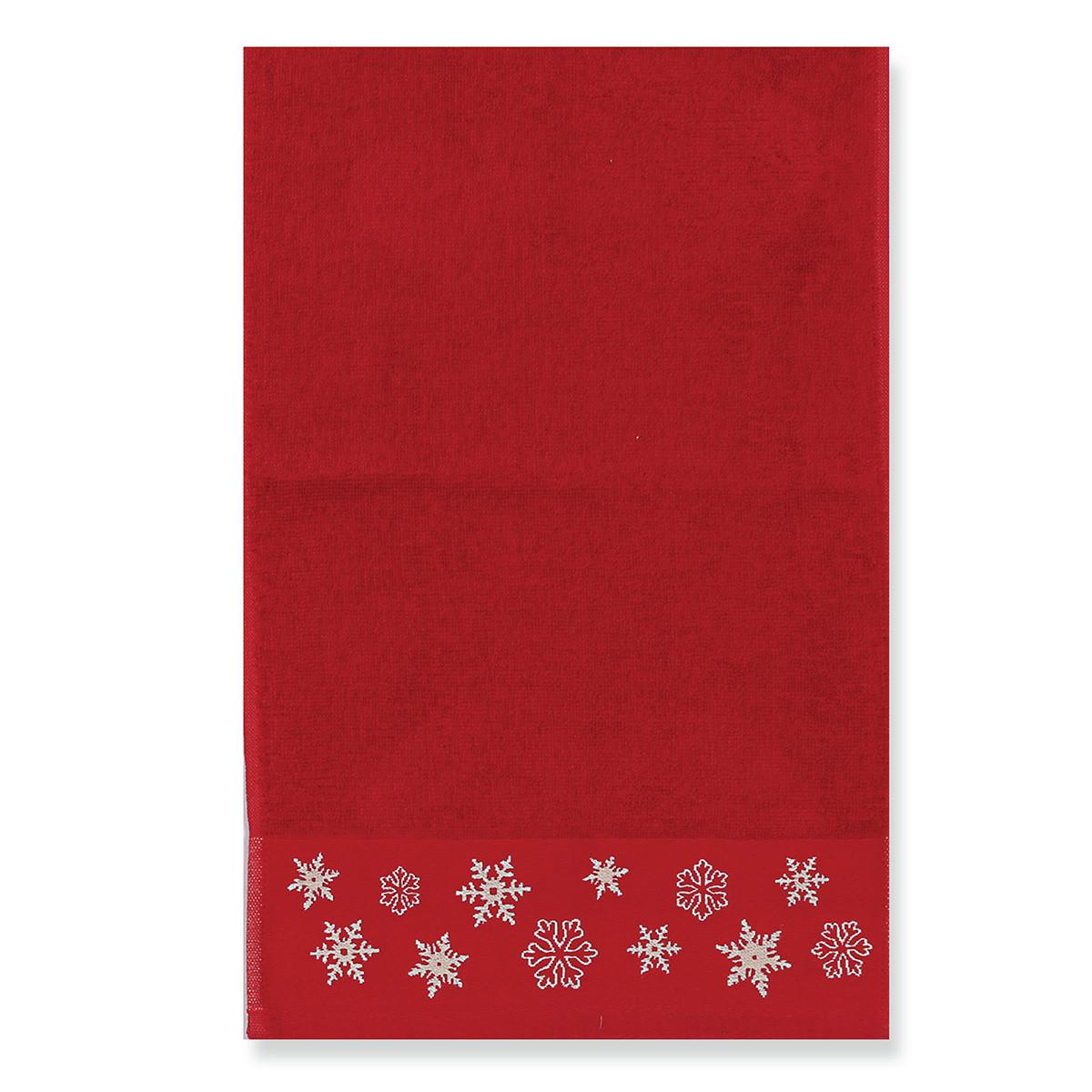 Χριστουγεννιάτικες Πετσέτες (Σετ 2τμχ) Nef-Nef Miracle home   χριστουγεννιάτικα   χριστουγεννιάτικα είδη μπάνιου