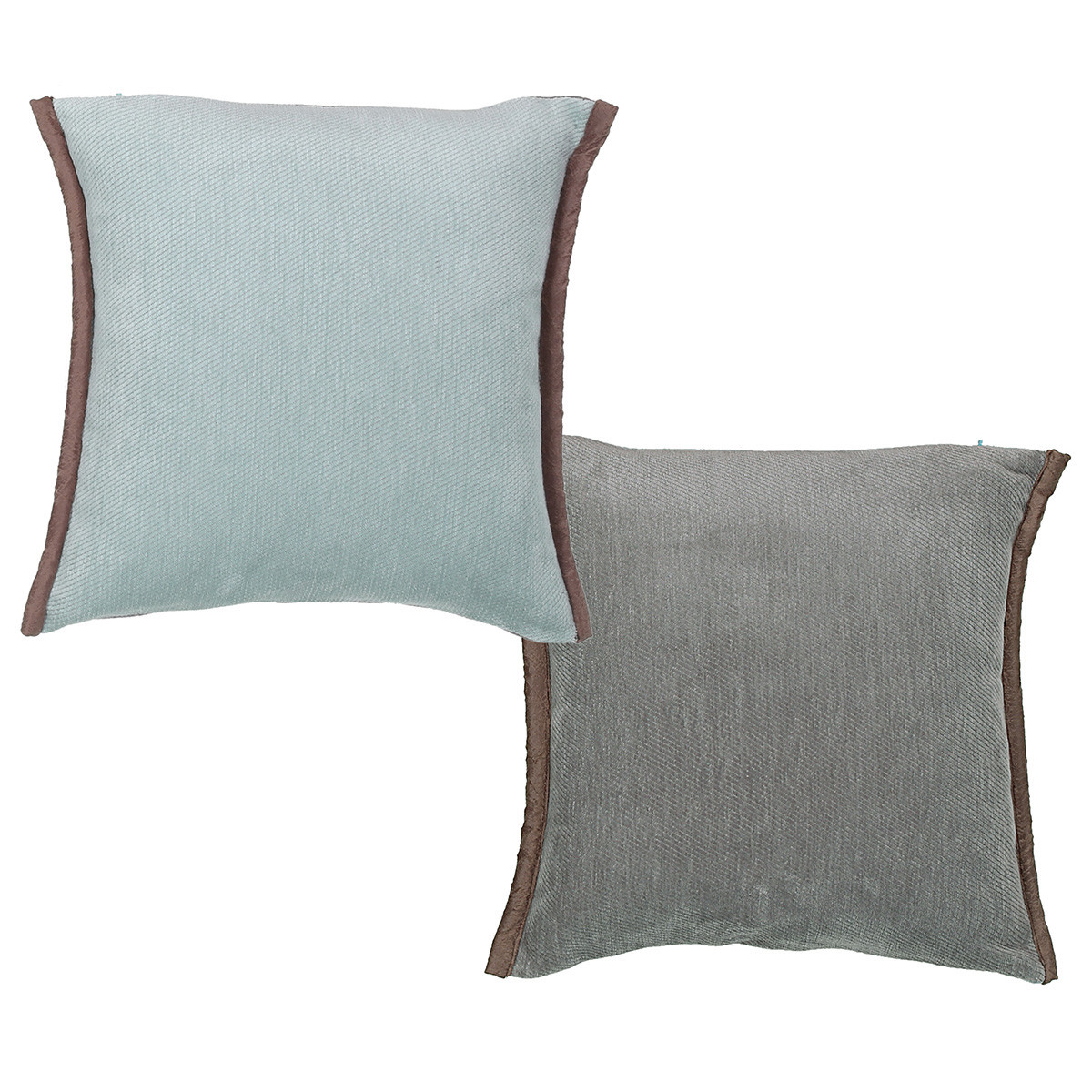 Διακοσμητικό Μαξιλάρι (45×45) Nef-Nef Tanger Aqua/Grey