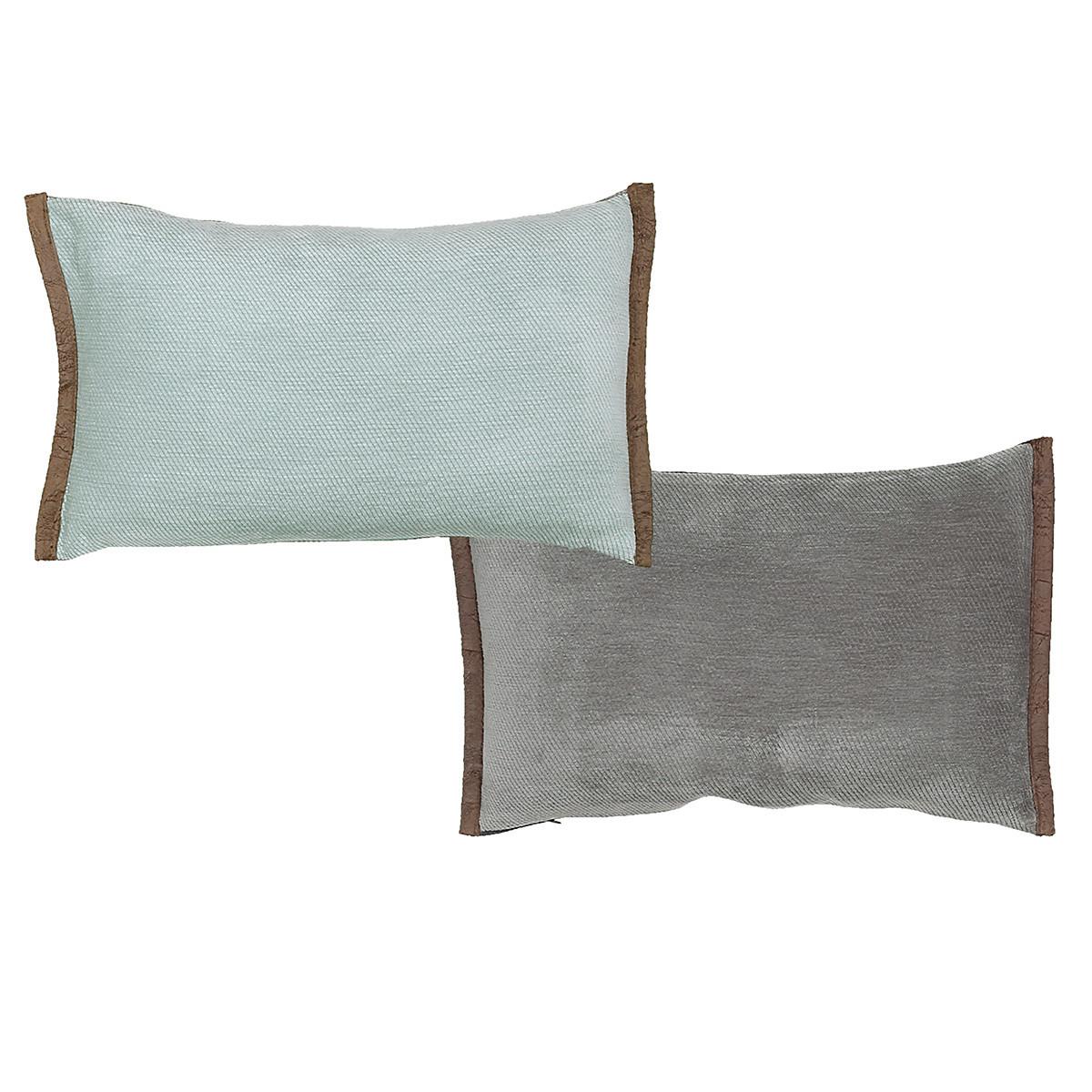 Διακοσμητικό Μαξιλάρι (33×55) Nef-Nef Tanger Aqua/Grey