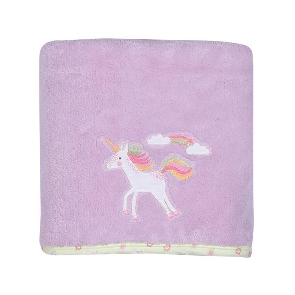 Κουβέρτα Fleece Αγκαλιάς Nef-Nef Baby Rainbow Story