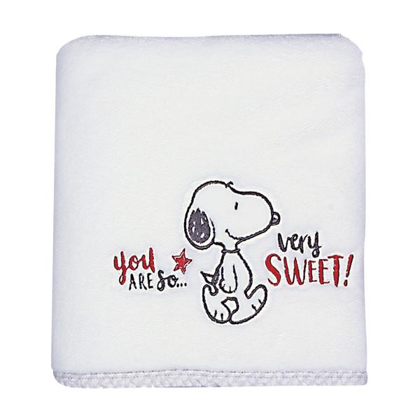 Κουβέρτα Fleece Αγκαλιάς Nef-Nef Baby Sweet Snoopy