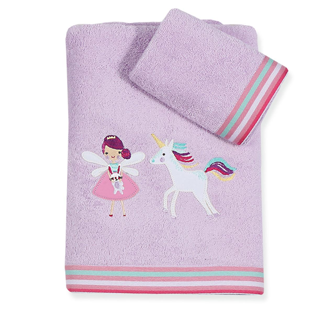 Παιδικές Πετσέτες (Σετ 2τμχ) Nef-Nef Junior Midnight Fairies home   παιδικά   πετσέτες παιδικές