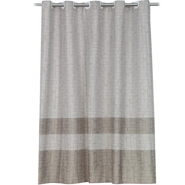 Κουρτίνα Μπάνιου (180x180) Nef-Nef Lak Linen
