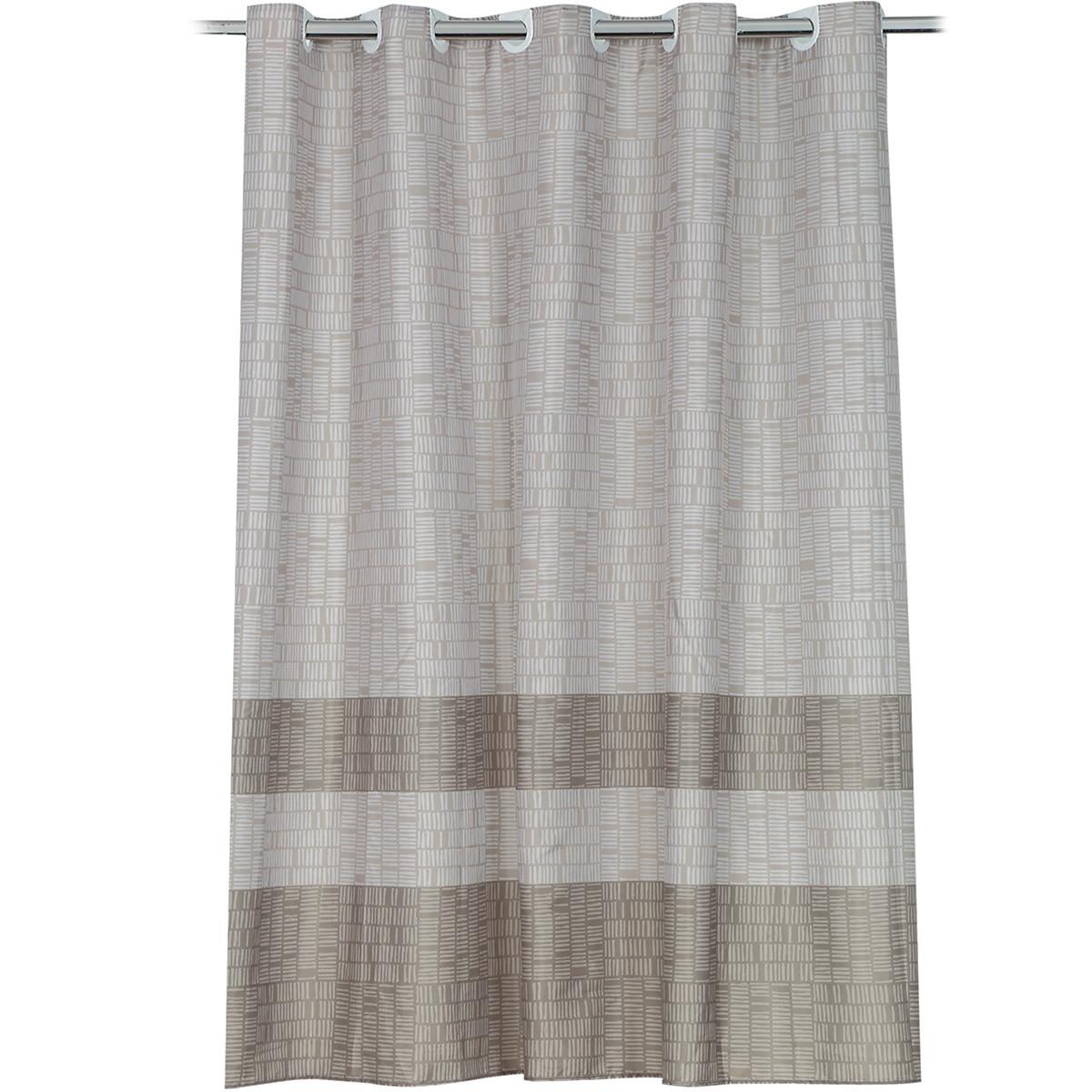 Κουρτίνα Μπάνιου (180x200) Nef-Nef Lak Linen