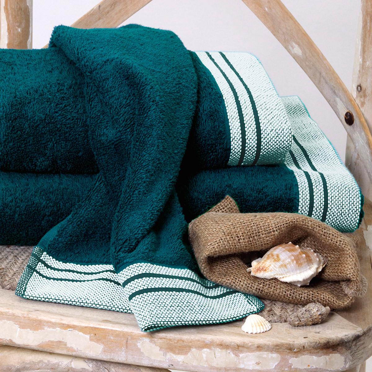 Πετσέτα Προσώπου (50×90) Sb Home Onar Petrol