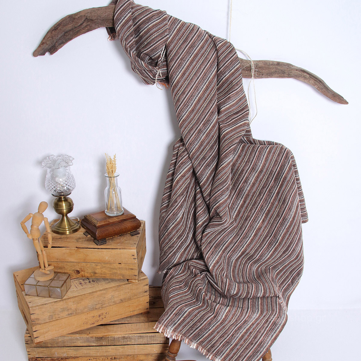 Ριχτάρι Διθέσιου (180×250) Sb Home Vilage Brown