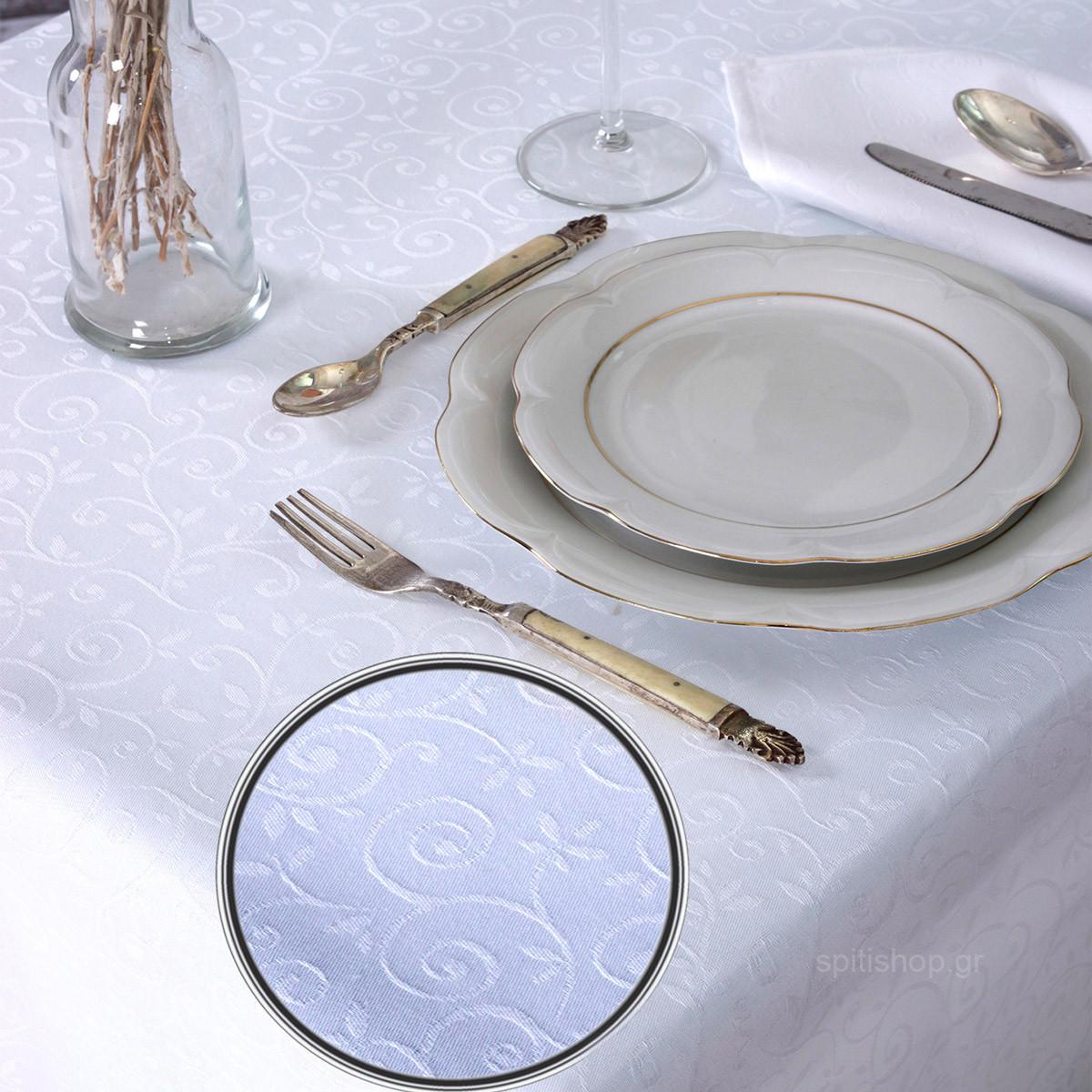 Πετσέτες Φαγητού (Σετ 2τμχ) Sb Home Anchor White