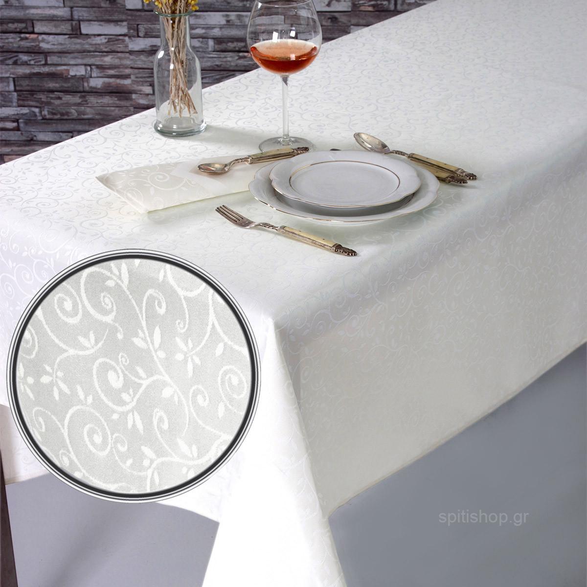 Πετσέτες Φαγητού (Σετ 2τμχ) Sb Home Anchor Cream