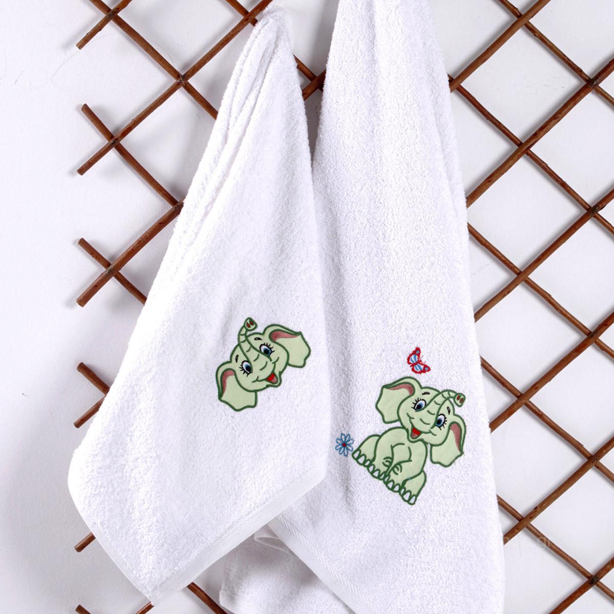 Βρεφικές Πετσέτες (Σετ 2τμχ) Sb Home Baby Dumbo Mint