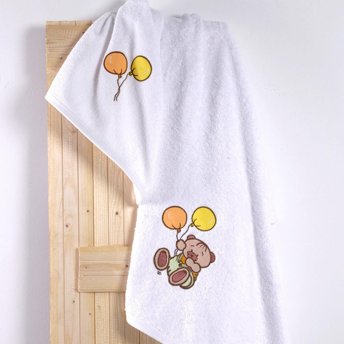 Βρεφικές Πετσέτες (Σετ 2τμχ) Sb Home Baby Arturo Beige