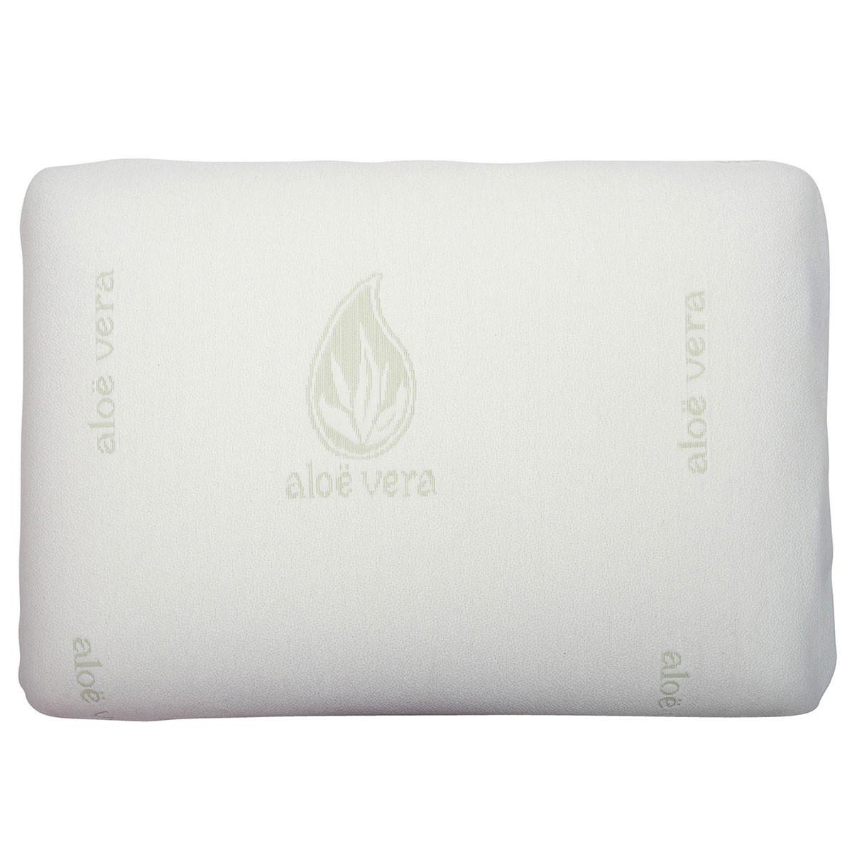 Μαξιλάρι Ύπνου Ανατομικό (40x60) Das Home Aloe Vera Pillow 1095 home   κρεβατοκάμαρα   μαξιλάρια   μαξιλάρια ύπνου