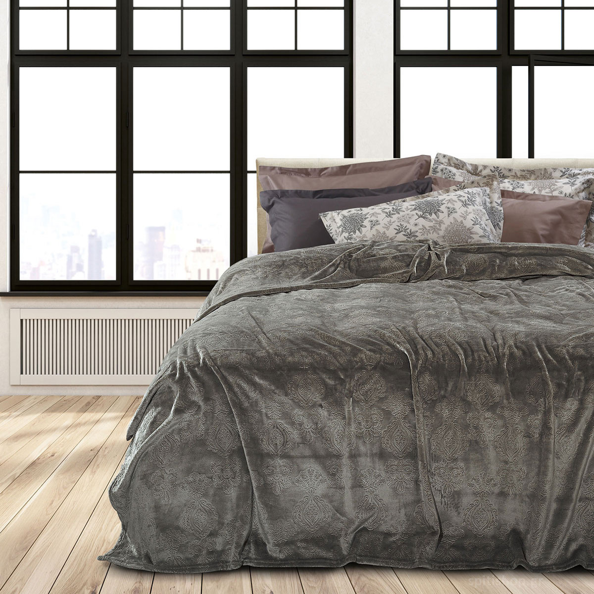Κουβέρτα Fleece Υπέρδιπλη Das Home Blanket Line 420 home   κρεβατοκάμαρα   κουβέρτες   κουβέρτες fleece υπέρδιπλες