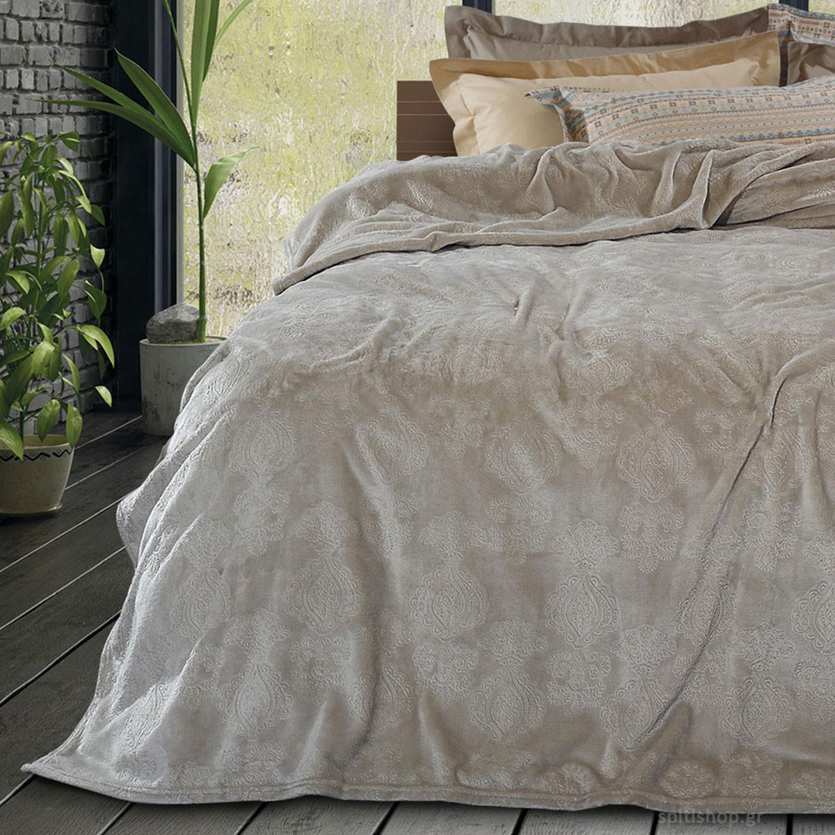 Κουβέρτα Fleece Υπέρδιπλη Das Home Blanket Line 421 home   κρεβατοκάμαρα   κουβέρτες   κουβέρτες fleece υπέρδιπλες