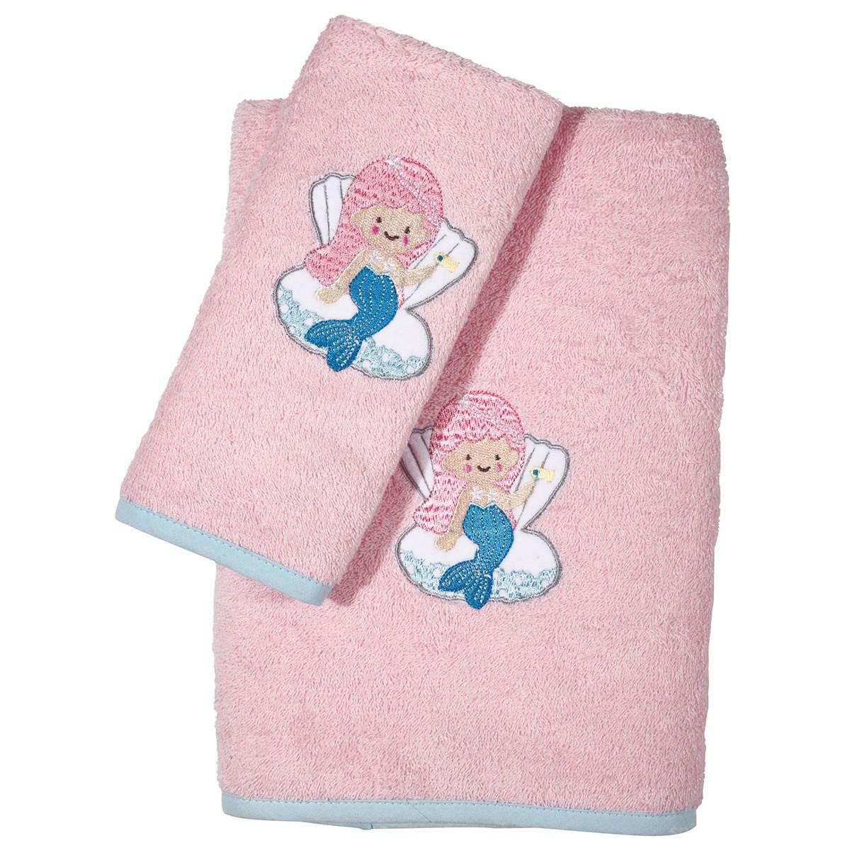 Βρεφικές Πετσέτες (Σετ 2τμχ) Das Home Smile 6502