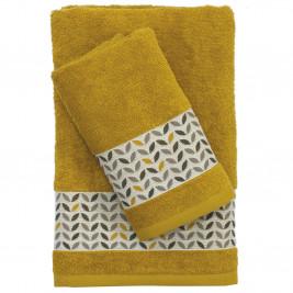 Πετσέτες Μπάνιου (Σετ 3τμχ) Das Home Best 361