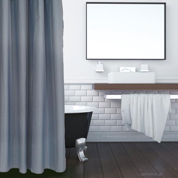 Κουρτίνα Μπάνιου (240x180) Das Home 1081