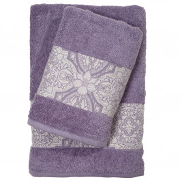 Πετσέτες Μπάνιου (Σετ 3τμχ) Das Home Happy 365