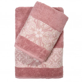 Πετσέτες Μπάνιου (Σετ 3τμχ) Das Home Happy 366